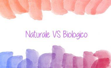 Cosmetici naturali e biologici: differenze e affinità
