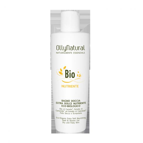 Bagno Doccia Extra Dolce Nutriente Eco-Biologico