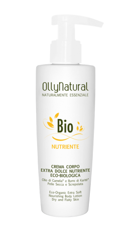 Crema Corpo Extra Dolce Nutriente Eco-Biologica